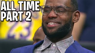 NBA Funny Moments and Bloopers of All Time - Part 2