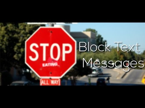 How to Block Text Messages on iPhone and Android
