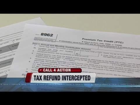 What to do when your tax refund is intercepted