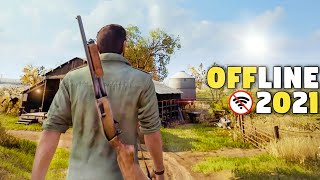 Top 10 OFFLINE GAMES for Android & iOS 2021 | 10 High Graphics OFFLINE Games for Android #3