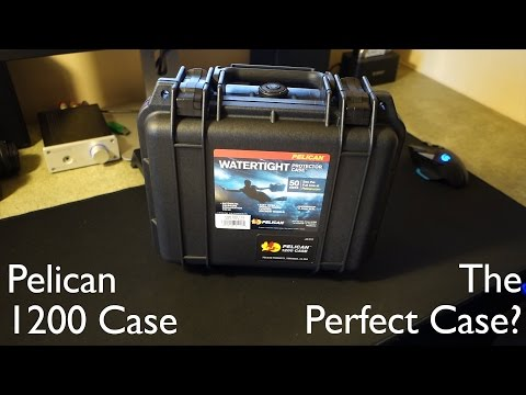 The Perfect Camera Case? | Pelican 1200 Case Overview
