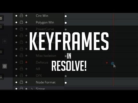 How to Animate Grades With Keyframes - DaVinci Resolve Tutorial
