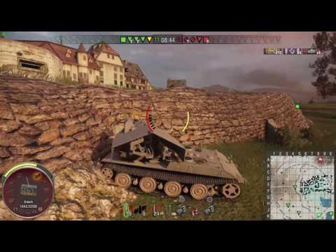 Wot ps4 WT AUF E-100 6 Kill