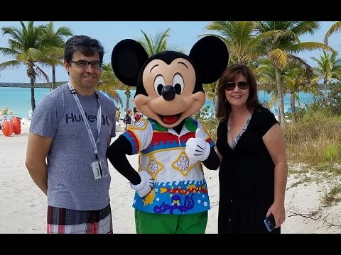 Disney Dream Cruise Review, Spring 2017