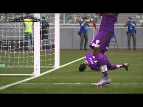 FIFA 16 Fails - Crappy Moments Week 1