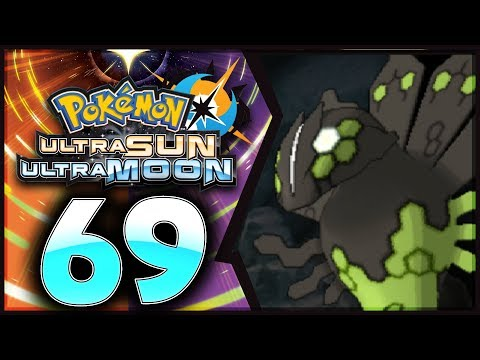 Pokemon Ultra Sun and Moon: Part 69 - Zygarde Premier Ball Catch! [Post-Game 100% Walkthrough]