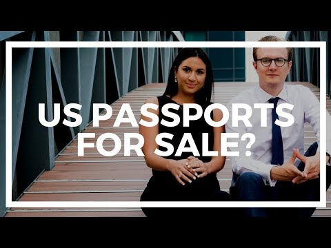US citizenship by investment: are American passports for sale with EB-5?