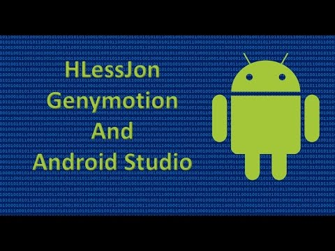 Genymotion and Android
