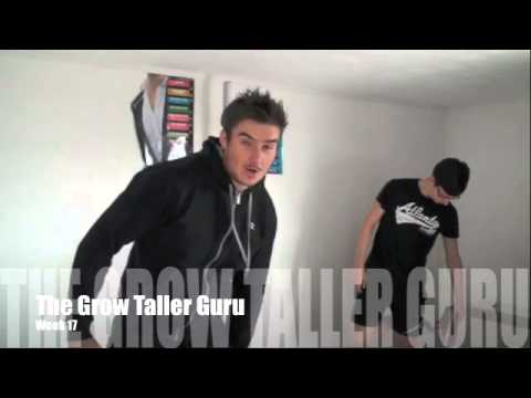 How to Grow Taller - Vlog Week 17