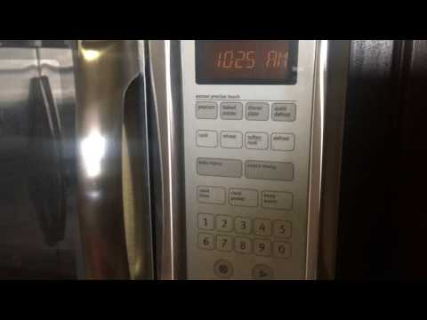 DEFROST IN MICROWAVE - HOW TO
