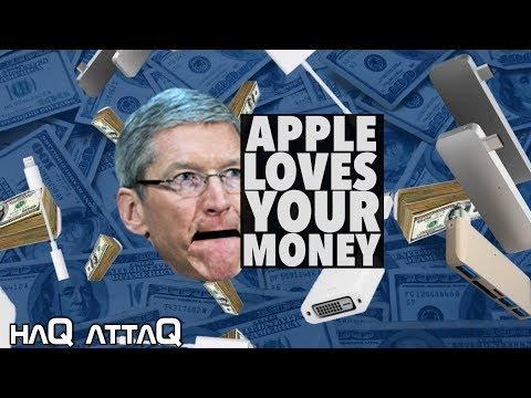 Apple Loves Your Money! │ Animated - haQ attaQ