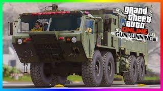 GTA Online Gunrunning DLC Files Get Strange Update By Rockstar, Weird Patch Changes & NEW Fixes!