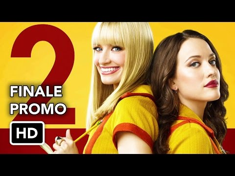 2 Broke Girls 6x22 Promo