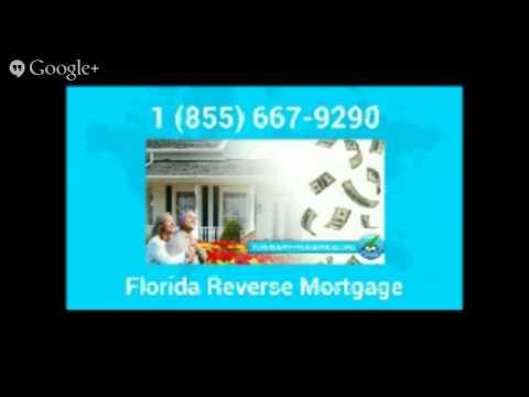 **Reverse Mortgage Florida**(855) 667-9290|Florida reverse mortgage