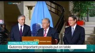 Cyprus Peace Talks: UN chief Guterres has