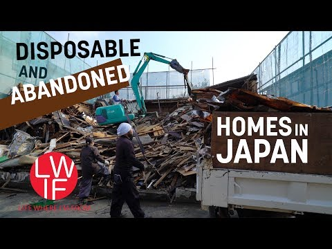 Are Japanese Homes Really Worthless After 30 Years?