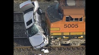 Train Crash Compilation Part 4