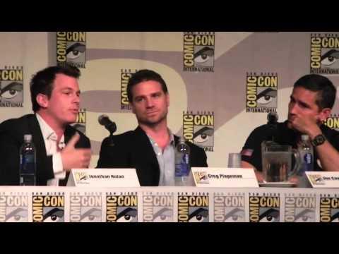 Comic Con 2014 Person of Interest Panel Clip 3
