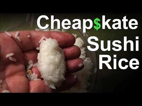 Best Sushi Rice - Recipe