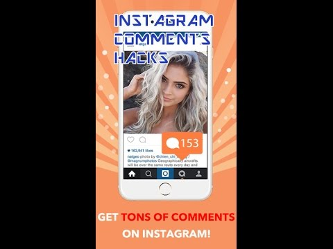 How to:Get Unlimited Comments On Instagram 2016