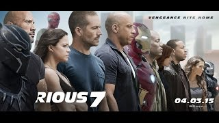 Marvel Fast & Furious Mashup - We Own It  (Civil War credits to Fast & Furious 6 song)