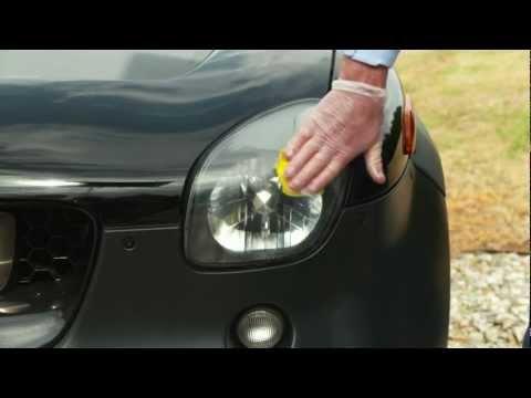 How-To: Use Wipe New To Restore An Isuzu Headlight
