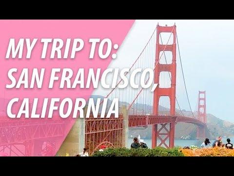 SAN FRANCISCO (Travel Vlog) | XO PIXEL