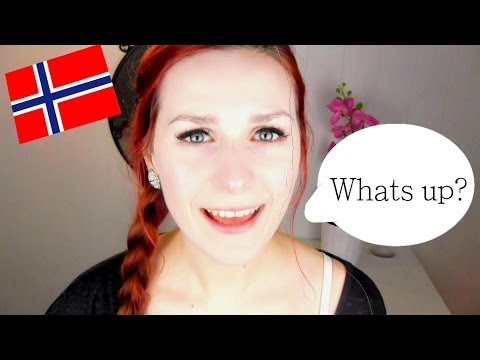 Whats up in Norway and my life? (Speaking Norwegian, English subtitles)