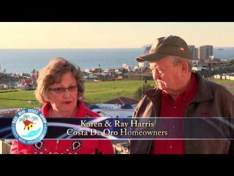 Buying Real Estate in Mexico - Costa De Oro - Rosarito Beach (Testimonial)