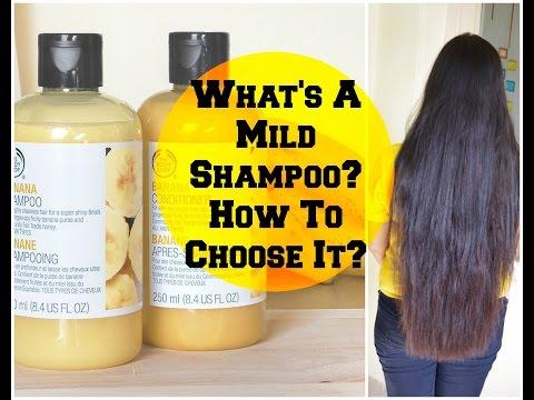 How To Choose a MILD Shampoo? Best SLS & Paraben Free Shampoos? |Sushmita's Diaries