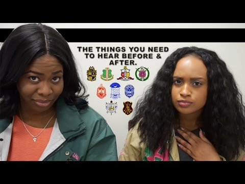 So You Want To Be Greek? (NPHC) | The Things You Need To Hear BEFORE and AFTER Joining | Shea Miller