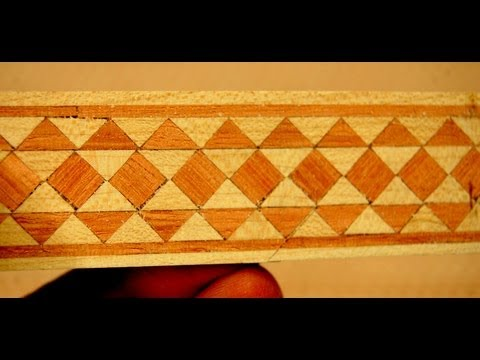 Cosmati Inlay Banding #2 - Part 2 - Expand the Core