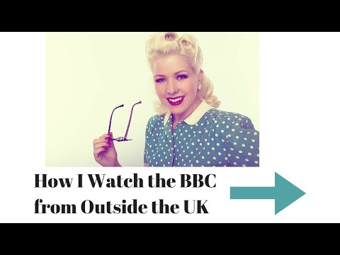 How to Watch BBC Iplayer Overseas