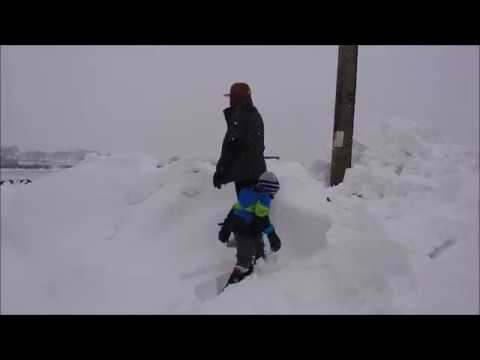 Storm Emma* The Beast from the East in Galway Ireland