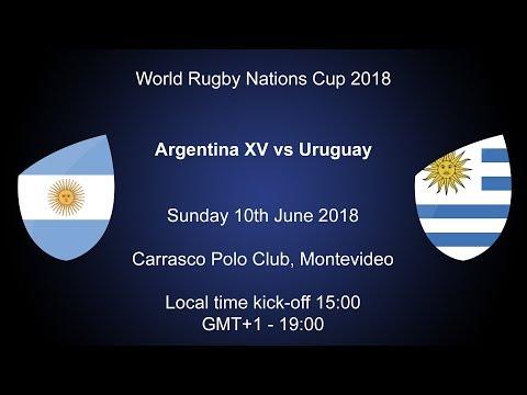 Nations Cup - 2018 - Argentina XV v Uruguay
