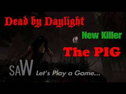 Dead by Daylight® New Killer Pig