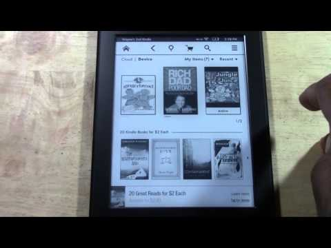 Kindle Paperwhite for Beginners​​​ | H2TechVideos​​​