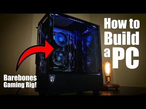 How to Build a $600 Computer!