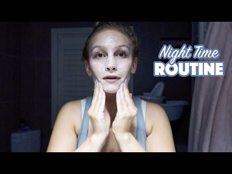 My Night Time Routine | Get Unready with Me!