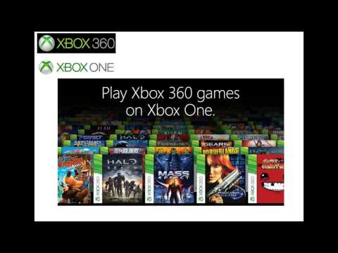 Xbox One Backward Compatible Xbox 360 Game List ( Updated Dec 28, 2016)