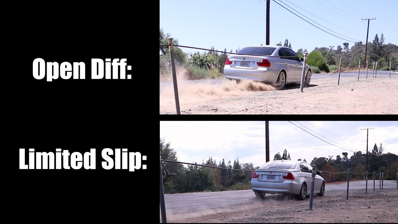 5 Reasons To Love Limited Slip Differentials