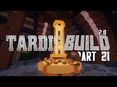 Minecraft Tardis Build | 21