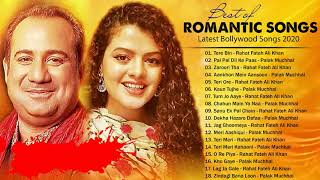 Best of Rahat Fateh Ali Khan _ Palak muchhal 2021 _ Top 20 Songs HIT _ Jukebox 2021