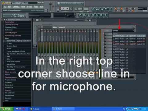 Auto Tune in real time in FL Studio