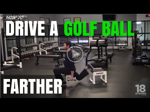 How To Drive A Golf Ball Farther