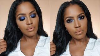 Ultra Violet Smokey Eye   MakeupShayla