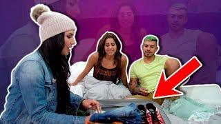 YouTubers Expuestos   Revisé las maletas de Malcriado y Kim
