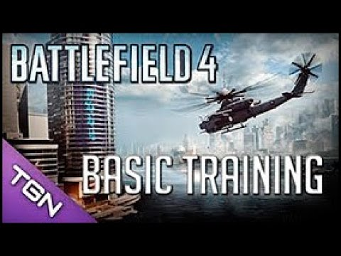 BASIC HELICOPTER FLYING- BF4😱