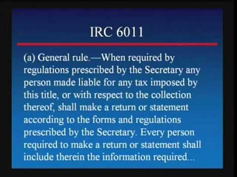 Why Does the IRS Keep Telling Everyone that Income Tax is VOLUNTARY - Steve Hempfling - 2010