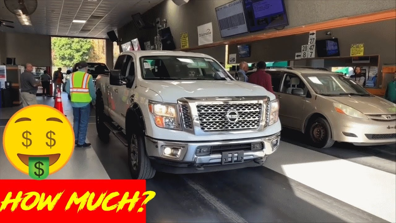 How Much Are NISSAN Trucks At A Auto Auction Used Nissan Trucks & SUVs Auction Prices!